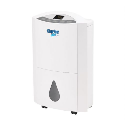Clarke Air YDK10 10 Litre Dehumidifier 240V~50Hz